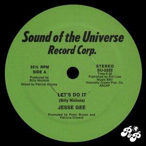 Jesse Gee 歌手頭像