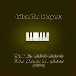 Ginette Doyen (piano) 歌手頭像