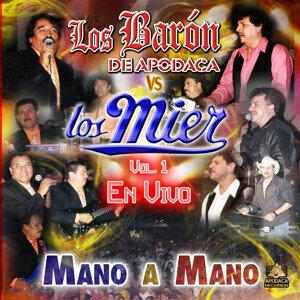 Los Baron de Apodaca vs Los Mier 歌手頭像