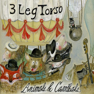 3 Leg Torso