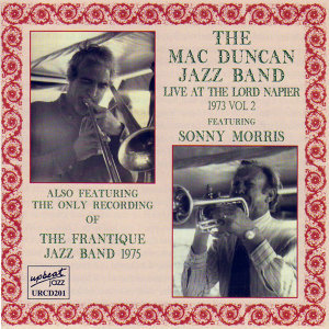 The Mac Duncan Jazz Band 歌手頭像