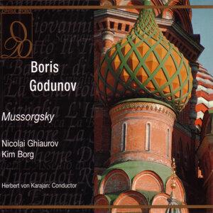 Nicolai Ghiaurov, Kim Borg 歌手頭像