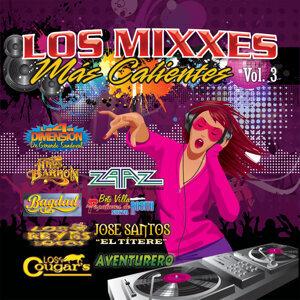 Los Reyes Locos,Zaaz Victor Hugo Ruiz,HERMANOS BARRON,LOS COUGARS,BAGDAD Y MAS 歌手頭像
