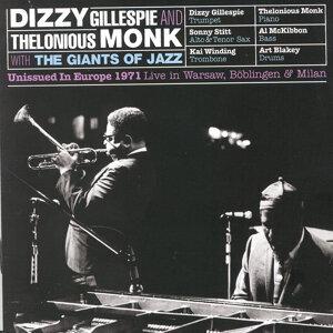Dizzy Gillespie & Thelionious Monk 歌手頭像