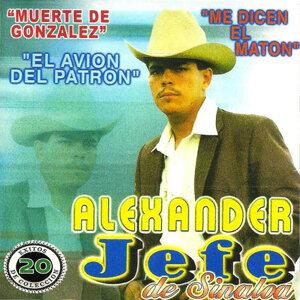 Alexander El Jefe De Sinaloa 歌手頭像