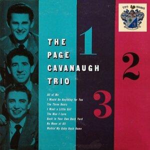 Page Cavanaugh Trio
