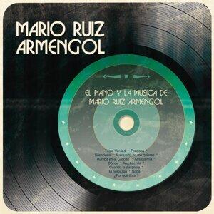 Mario Ruiz Armengol 歌手頭像