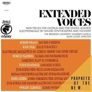 The Brandeis University Chamber Chorus & Alvin Lucier 歌手頭像