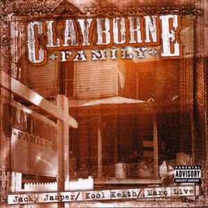 Clayborne Family (Jacky Jasper, Kool Keith, Marc Live) 歌手頭像