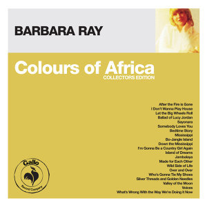 Barbara Ray 歌手頭像