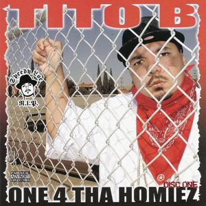 Tito B 歌手頭像