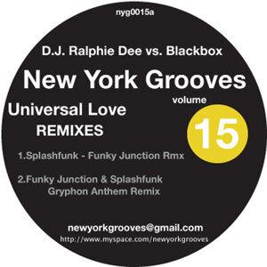Ralphie Dee vs. Black Box 歌手頭像