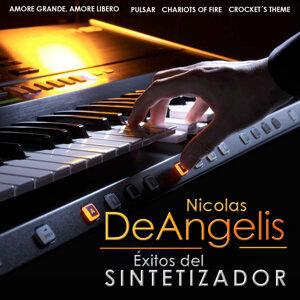 Nicolás Di Angelis 歌手頭像