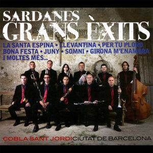 Cobla de Sant Jordi- Ciutat de Barcelona