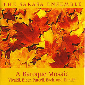 The Sarasa Ensemble 歌手頭像