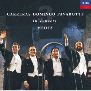 Plácido Domingo,José Carreras,Orchestra del Maggio Musicale Fiorentino,Zubin Mehta,Luciano Pavarotti,Orchestra del Teatro dell'Opera di Roma 歌手頭像