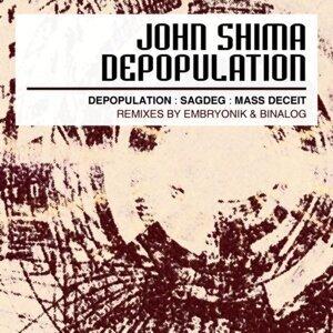John Shima 歌手頭像