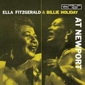 Carmen McRae,Ella Fitzgerald,Billie Holiday 歌手頭像