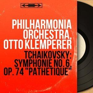 Philharmonia Orchestra, Otto Klemperer 歌手頭像