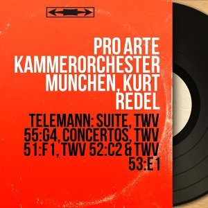 Pro Arte Kammerorchester München, Kurt Redel 歌手頭像