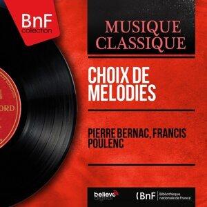 Pierre Bernac, Francis Poulenc 歌手頭像
