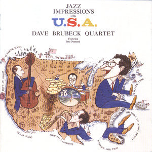 Dave Brubeck Quartet Featuring Paul Desmond
