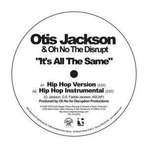 Otis Jackson 歌手頭像
