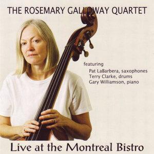 The Rosemary Galloway Quartet 歌手頭像