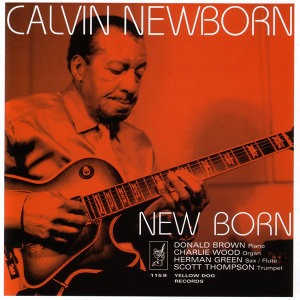 Calvin Newborn 歌手頭像