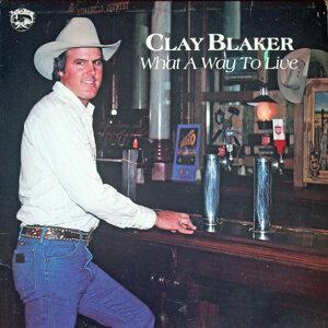 Clay Blaker 歌手頭像