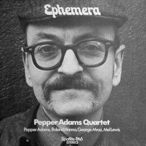 Pepper Adams Quartet 歌手頭像