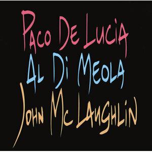 Paco De Lucia,John McLaughlin,Al Di Meola