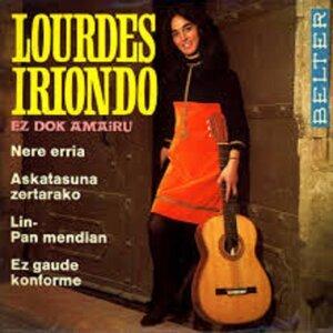 Lourdes Iriondo 歌手頭像