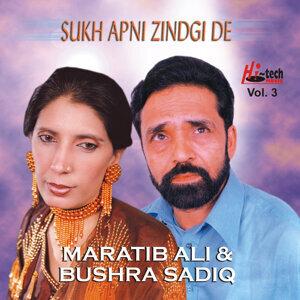 Maratib Ali & Bushra Sadiq 歌手頭像