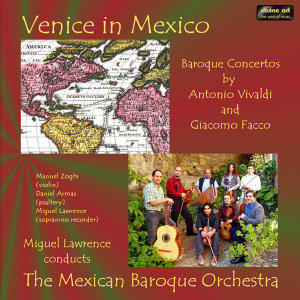 The Mexican Baroque Orchestra 歌手頭像