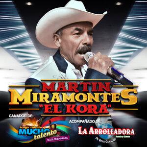"Martin Miramontes ""El Kora"" 歌手頭像"