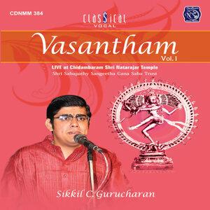 Sikkil C Gurucharan 歌手頭像