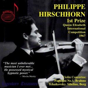 Philippe Hirschhorn 歌手頭像