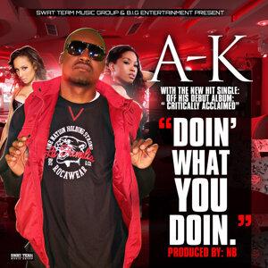 A-K 歌手頭像