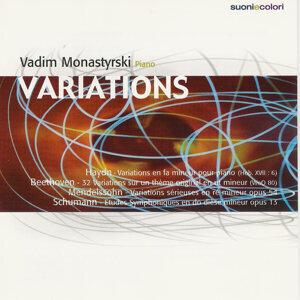 Vadim Monastyrski 歌手頭像