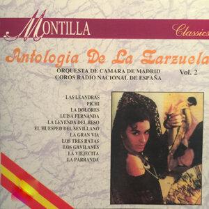 Orquesta Camara De Madrid 歌手頭像
