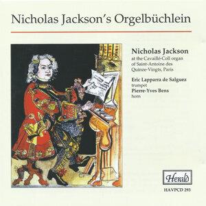 Nicholas Jackson 歌手頭像