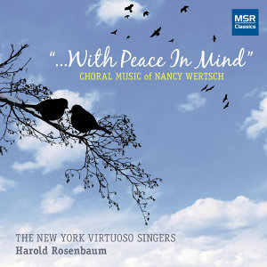 The New York Virtuoso Singers 歌手頭像