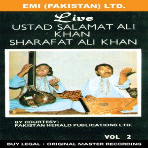 Ustad Salamat Ali Khan | Sharafat Ali Khan 歌手頭像