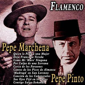 Pepe Marchena|Pepe Pinto 歌手頭像