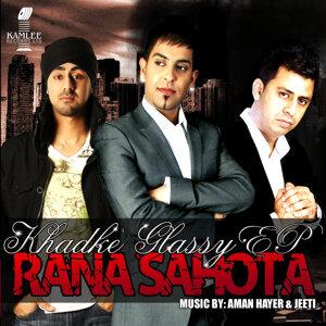 Rana Sahota
