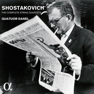 Quatuor Danel 歌手頭像