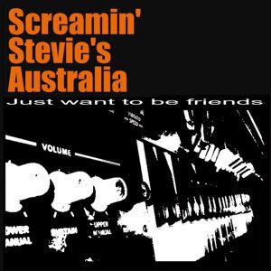 Screamin' Stevie's Australia 歌手頭像