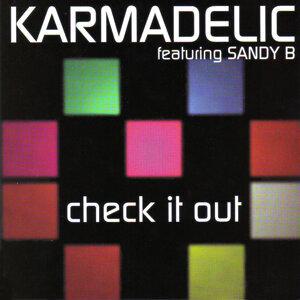 Karmadelic featuring Sandy B. 歌手頭像