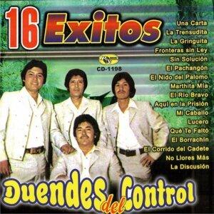 Los Duendes del Control 歌手頭像